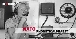 Compare ipa phonetic alphabet with merriam webster pronunciation symbols. The Nato Phonetic Alphabet