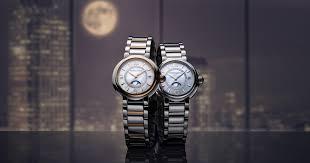 <b>Maurice</b> Lacroix-2020. <b>Женские часы</b> с индикатором фаз Луны