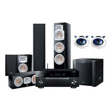 yamaha home theater speakers. image is loading yamaha-yht-9940-receiver-home-theatre-speaker-package- yamaha home theater speakers e