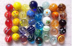 Decorative Marble Balls New Hotcrafts Colored Glass Balls 32mm Ball Glass Aquarium Vase Fish