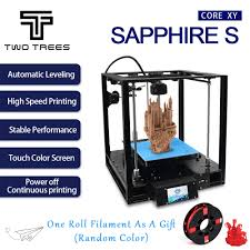 <b>TWO TREES 3D</b> Printer Sapphire S High precision CoreXY ...