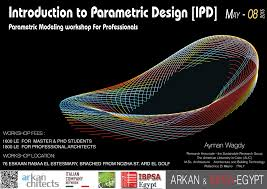 Parametric Design Workshop 2018 Aymanwagdy Events
