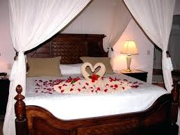 Charming How To Decorate Bedroom For Romantic Night Bedroom Decorating Ideas  Romantic Bedroom Ideas For Wedding Night