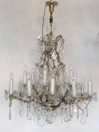 large marie therese chandelier with 18 arms