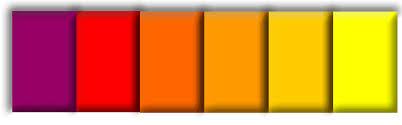 Warm Colour Chart Cool Vs Warm Colours Mcast Blog
