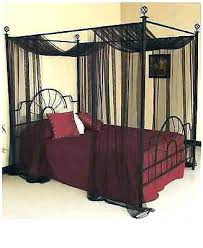 Full Size Canopy Bed Full Size Canopy Bed Sets Full Size Canopy ...