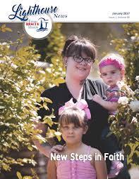 New Steps in Faith