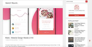 Mobile First Design Examples 12 Best Material Design Website Examples To Draw Inspirations