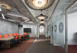 Construction Company Office Design Office For Construction Company Sergey Estrin