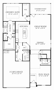 one and a half story house plans unique kb homes floor plans lovely pulte home floor