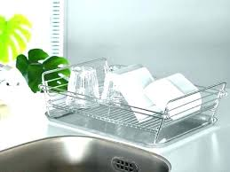 Dish Drying Rack Walmart Adorable Walmart Dish Rack Dish Drying Rack Walmart Dish Drainer Tray