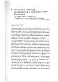 Introduction To Entrepreneurship Pdf Introduction Researching Entrepreneurship In