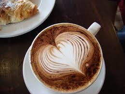 coffee heart designs. Plain Coffee Coffee Art  By Jengar Throughout Heart Designs
