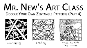 Zentangle Patterns Step By Step Extraordinary How to Doodle Your Own Zentangle Patterns Part 48 Thinking 48D