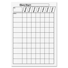 Chore Carts Ashley Big Magnetic Chore Chart
