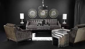 sleek living room furniture. Sleek And Chic Living Contemporary-living-room Room Furniture O