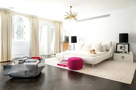 rugs for master bedroom modern master bedroom with hardwood floors by jackie turnermodern master bedroom with