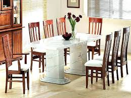 marble top dining room table. White Marble Top Dining Table Set Room Sets Round
