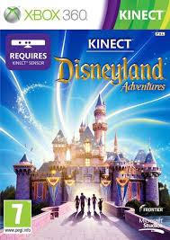 Kinect Disneyland Adventures RGH Xbox 360 Español [Mega+]