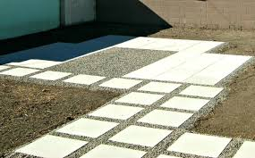 best of laying patio blocks or how to install concrete 16 laying large patio stones