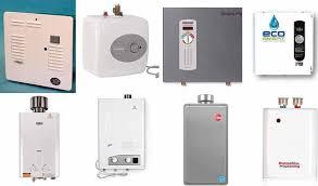 Ecosmart Tankless Water Heater Sizing Chart Recommended 12 Best Tankless Water Heaters In 2019 Duly