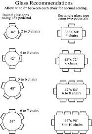 dining table dimensions for 6 glass sizes for chairs around a table recommended number of chairs dining table dimensions