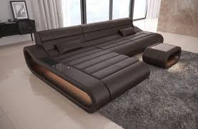 Living Room Deep Sectional Couches Fabric Sectional Sofas Small