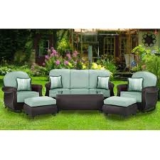 sam s club la z boy delaney deep seating replacement cushion set seat patio cushions