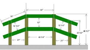 Small Picture Free Garden Bridge Plans Outdoors Pinterest Bridge Gardens
