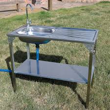 portable outdoor kitchen fresh 54 new camping kitchen with sink kitchen sink ideas kitchen sink