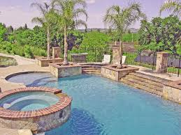 design ideas for a medium sized mediterranean back rectangular lengths swimming pool in san francisco with