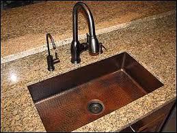 Black Kitchen Sink  Interior DesignKitchen Sink Buying Guide