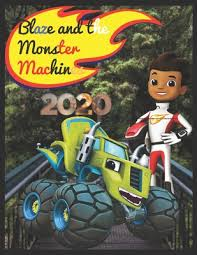 monster machines coloring book