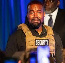 Und dann bricht Kanye West in Tränen ...