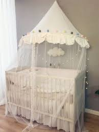 US $36.66 45% OFF|Baby Mosquito Net Bed Canopy Play Tent for Children Kids Play House Canopy Bed Curtain for Bedroom Girl Princess Decoration Room-in ...