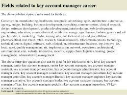 Interview Questions For Account Managers Key Account Manager Job Description Dew Drops