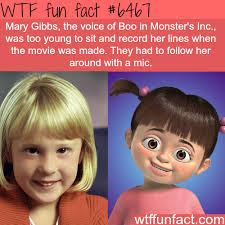 mary gibbs wtf fun facts   Wtf fun facts, Fun facts, Disney fun facts