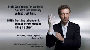 House Quotes Delectable Quote Of House MD QuoteSaga