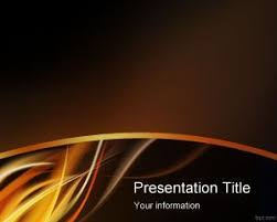Themes For Powerpoint Presentation Fire Flame Powerpoint Template Ppt Template Powerpoint
