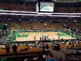 Td Garden 3d Seating Chart Celtics Td Garden Section 143 Boston Celtics Rateyourseats Com