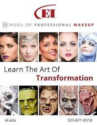 ei of professional makeup