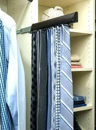 over the door tie rack closet tie rack large size of considerable belt organizer racks for
