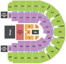 Miranda Lambert Seating Chart Miranda Lambert Tour Moline Concert Tickets Taxslayer Center