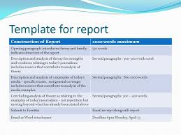 session circulation ratings and survival tonight s program  5 template for report construction of report2000 words