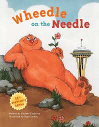 Robin James Illustrator Wheedle On The Needle Stephen Cosgrove Robin James 9781570616280