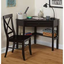 corner furniture piece. Corner Furniture Piece. Simple Living Black Desk And Crossback Chair 2-piece Study Piece O