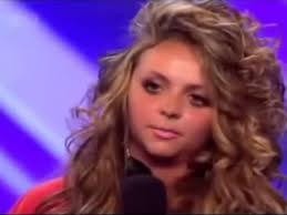 Jesy Nelson's first X Factor audition ...