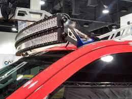 2014 Chevy Silverado Light Bar Mount 2014 2016 Chevy Silverado Gmc Sierra 1500 2500 3500 Black Windshield Led Light Bar Mounts Double Bars Pro2014lbm Ss