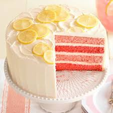 Pretty Birthday Cakes For Women Better Homes Gardens