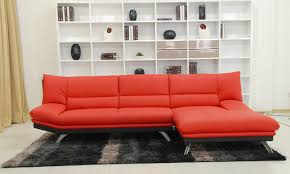 home 5am modern red sectional dazzling leather sofa 25 tosh red leather sectional sofa